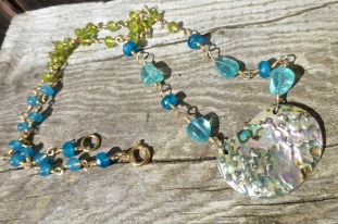 Abalone Queen: Handcrafted Jewelry by Deb Threlkel